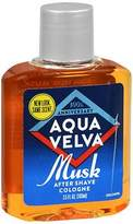Aqua Velva Aqua Velva Musk After Shave Cologne, 3.5 oz (Pack of 2)