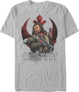Star Wars Men's Rogue One Blaze One Graphic T-Shirt