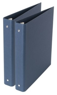 Bigso Box of Sweden Ring Binder, Set of 2