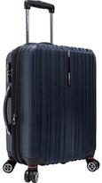 "Traveler's Choice Tasmania 21"" Expandable Spinner Luggage"