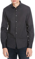 Kenneth Cole New York Slim Fit Micro Dot Sportshirt