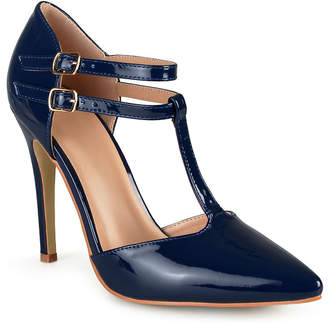 Journee Collection Womens Tru T-Strap Pumps
