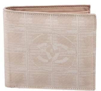 Chanel CC Toile Bifold Wallet