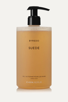 Byredo Suede Hand Wash, 450ml - Colorless