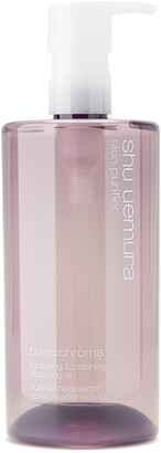 shu uemura Blanc:Chroma Lightening & Polishing Cleansing Oil, 450 mL