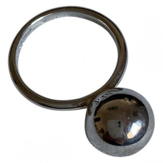 Tiffany & Co. City HardWear Silver Silver Rings