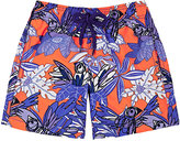 Vilebrequin Forest Paradise Swim Trunks