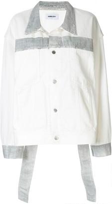 Ambush Reflector denim jacket