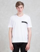 Diesel Black Gold Taven-dbg 40/1 Cotton Jersey T-Shirt