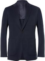 Burberry Slim-Fit Cashmere Blazer