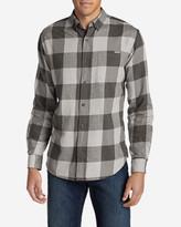 Eddie Bauer Men's Wild River Lightweight Flannel Shirt