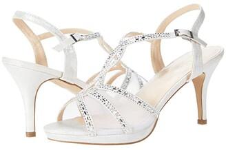 Paradox London Estelle (Silver) Women's Shoes