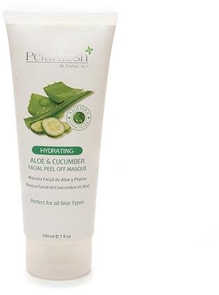Alöe Petal Fresh Botanicals Facial Peel Off Masque & Cucumber