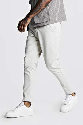 boohoo Skinny Fit Stretch Chino Trouser