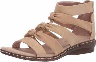 Soul Naturalizer Women's Bohemia Fisherman Sandal Tender Taupe 7 M US
