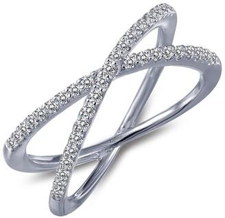 Lafonn Classic Crossover Ring