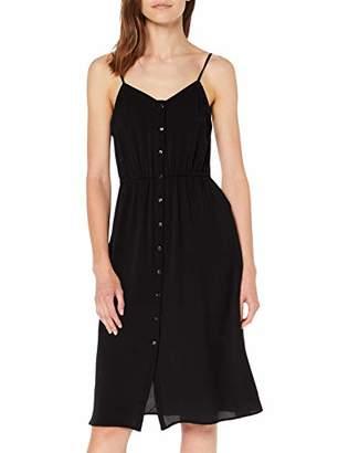 Vero Moda NOS Women's Vmsasha Singlet Dress Color Black, 8 (Size: X-Small)