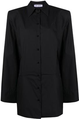 ATTICO Margot mini shirt dress