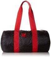 HUF Men's X Chocolate Packable Duffle Bag