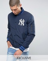 Majestic Yankees Bomber Jacket Exclusive To ASOS