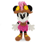 Disney Minnie Mouse Plush - Pirates of the Caribbean - Small - 13''