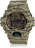 G-Shock Premium Green Camouflage Digital Watch