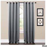 Lush Decor Jamel Window Curtain, Blue, Set of 2