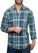 Lucky Brand Santa Fe Button-Down Shirt