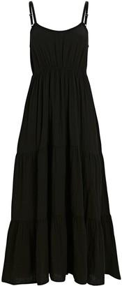 XiRENA Ali Cotton Gauze Midi Dress