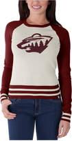 '47 Women's Minnesota Wild Passblock Sweater