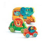 Djeco Pachy & Co Wooden Puzzle