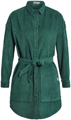 Má Hemp Wear Savina Overshirt - Pine Green