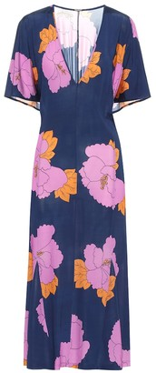 Dodo Bar Or Floral jersey dress