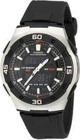 Casio Men's AQ164W-1AV Ana-Digi Sport Watch