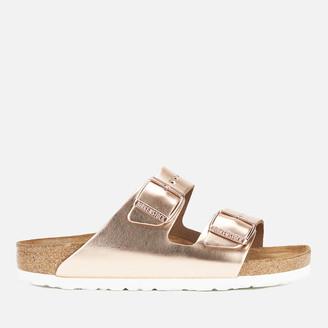 Birkenstock Women's Arizona Leather Double Strap Sandals