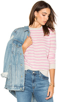 360 Sweater Shantae Cashmere Sweater in Pink