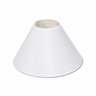 Charlton Home Empire Lamp Shade Finish: Plain White