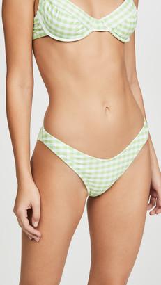 MinkPink Scoop Bikini Bottoms