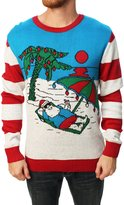 Ugly Chritmaweater Men'ummeranta Pulloverweater-mall