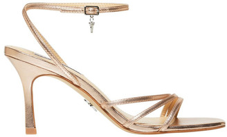 Windsor Smith Affection Rose Gold Sandal