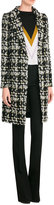 Giambattista Valli Boucle Vrigin Wool Coat