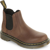 Dr. Martens Banzai leather chelsea boots 6-9 years