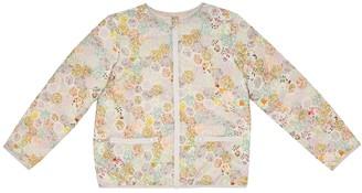 Bonpoint Cambridge floral jacket