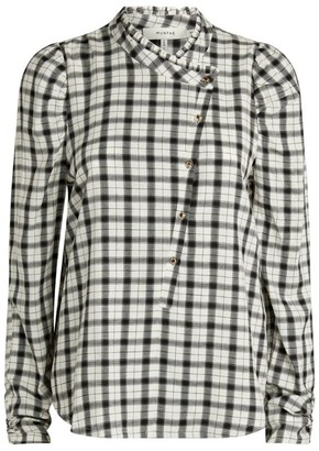 MUNTHE Check Jaen Shirt