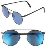 Randolph Engineering Men's 'P3 Shadow Skull' 49Mm Sunglasses - Matte Black