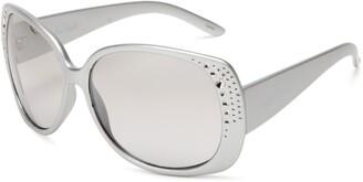 Southpole Womens 140SP SVM Oval Sunglasses