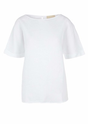 S'Oliver Women's Bluse Kurzarm Blouse