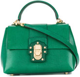 Dolce & Gabbana Lucia tote - women - Calf Leather/Lamb Skin - One Size