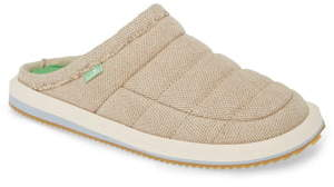 Sanuk Puff N' Chill Quilted Mule