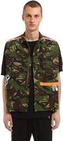 M.r.k.t. Camo Vintage Cotton Vest